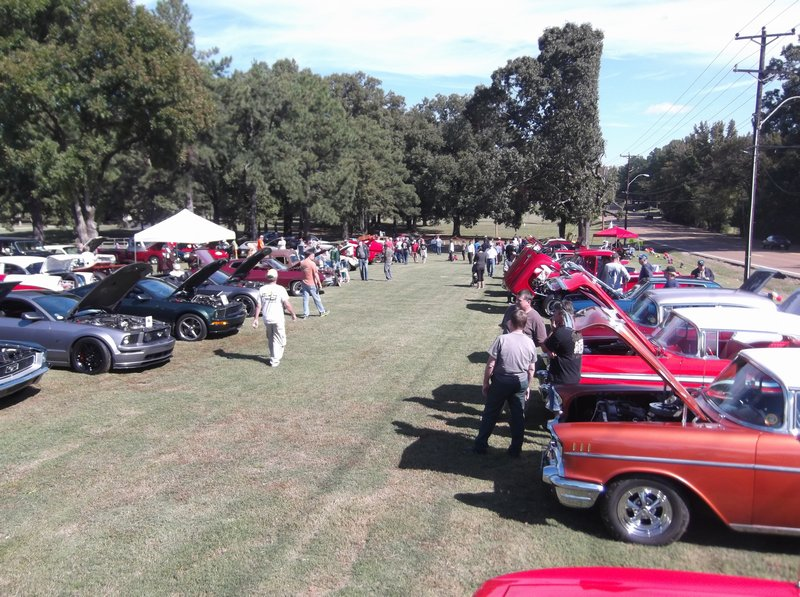 Somerville Tn Car Show