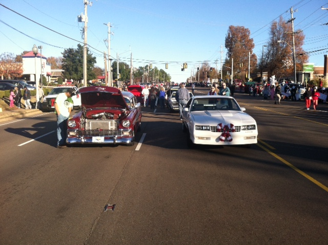 Bartlett Christmas Parade